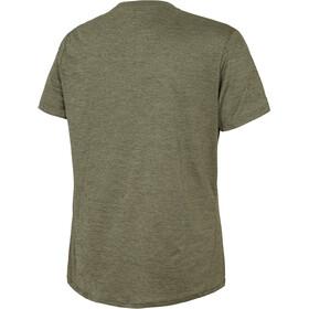 Ziener Nolaf T-Shirt Men dusty olive/melange
